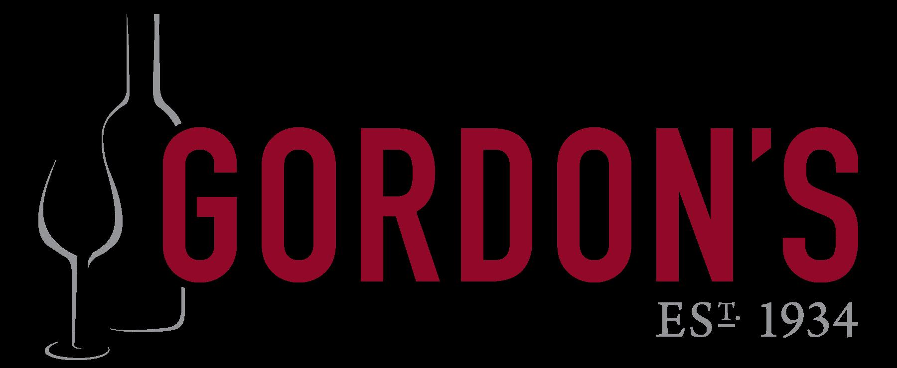 Gordons Wine